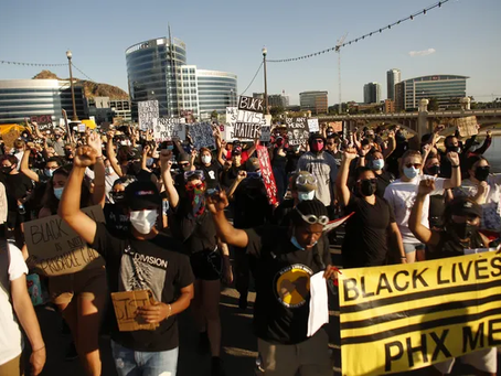 The Growing Trend of Prosecuting Protestors: A Look at Arizona