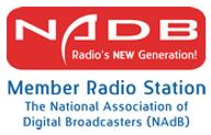 National Association of Digital Broadcasters (NADB) logo