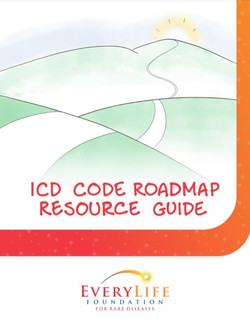 EveryLife ICD Code Roadmap