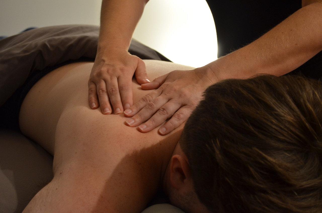 WC-60 Minute Deep Tissue Massage
