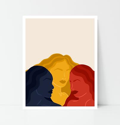 PrimaryWomen Print