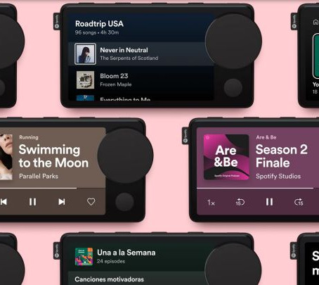 """""""Car Thing"""" el nuevo dispositivo de Spotify que permite tener Spotify en casi cualquier coche."""