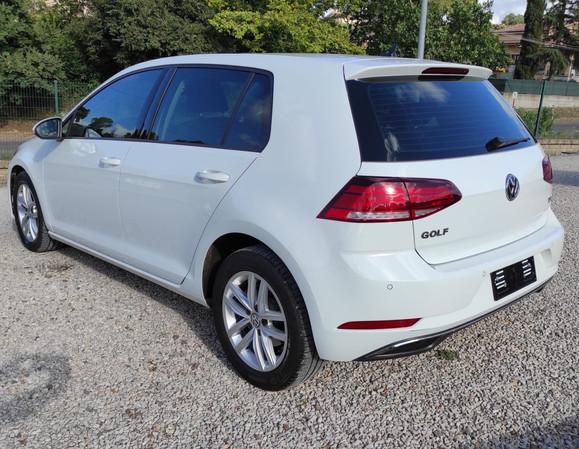 Volkswagen Golf usata concessionaria Bracciano