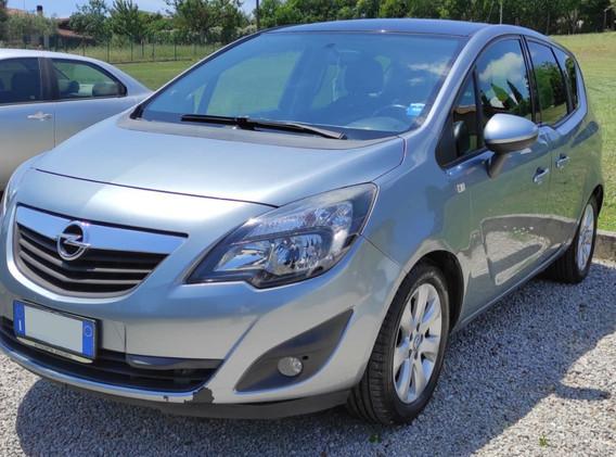 Opel Meriva diesel usata Roma nord