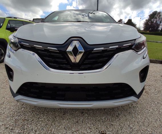 Renault Captur provincia di roma