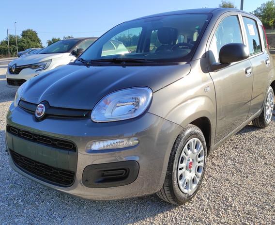Fiat Panda Hybrid concessionaria Bracciano