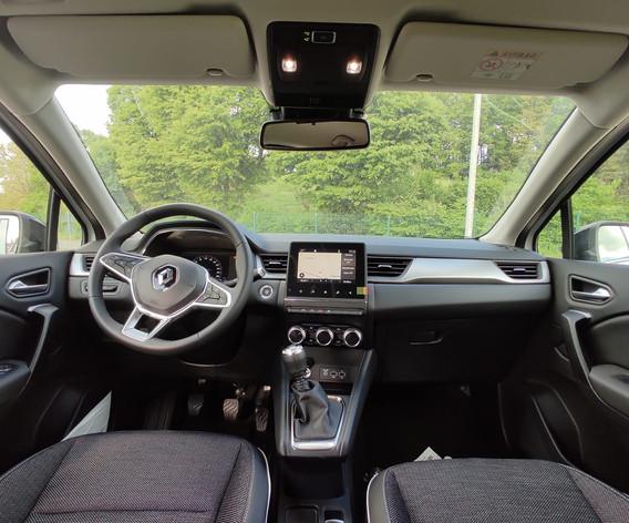 Renault Captur interni