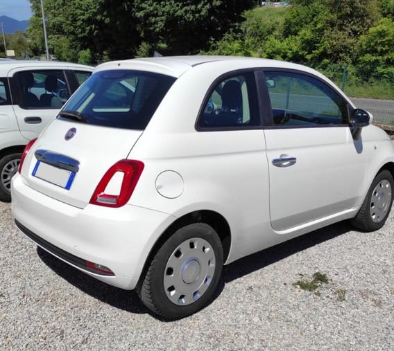 Fiat 500 usata Bracciano