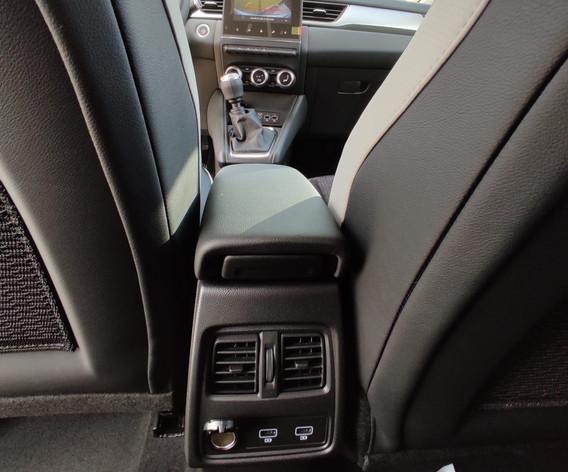 Renault Captur dettagli