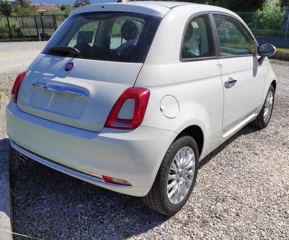 Fiat 500 Dolcevita GPL