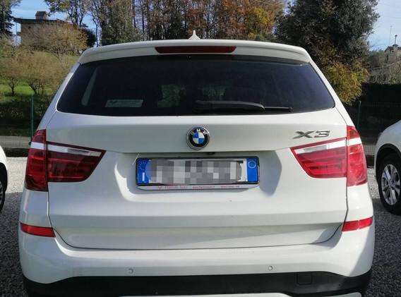 BMW X3 usata