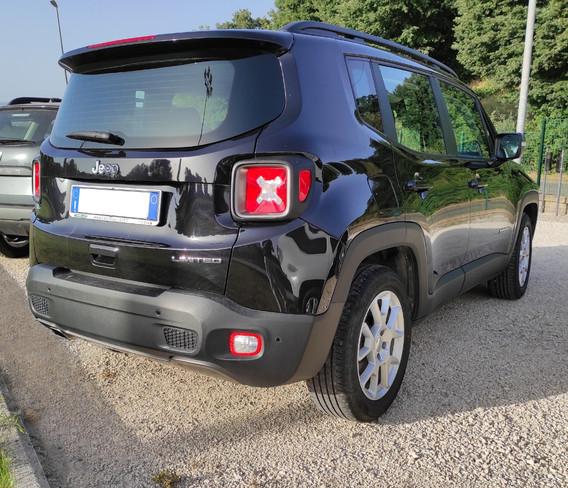 Jeep Renegade usato pochi km Roma nord Bracciano Provincia di Roma