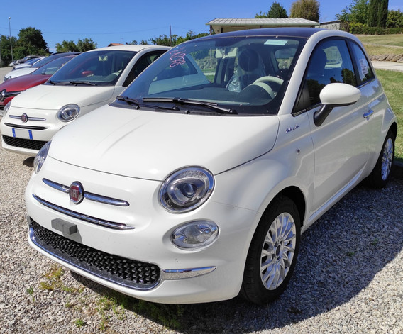 Fiat 500 Dolcevita GPL benzina
