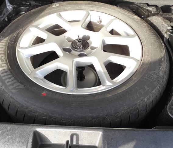 Jeep Renegade usato nero