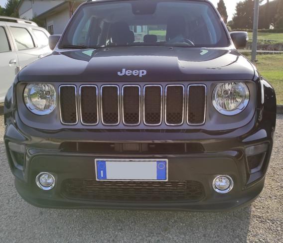 Jeep Renegade usato offerta