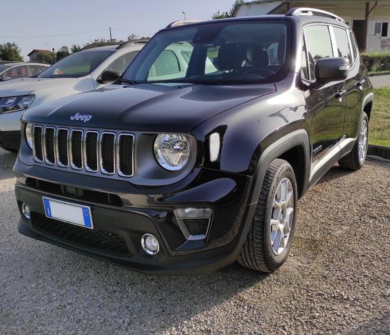 Jeep Renegade usato diesel Limited Roma Nord Provincia di Roma Bracciano