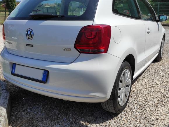 Volkswagen Polo usata 2010