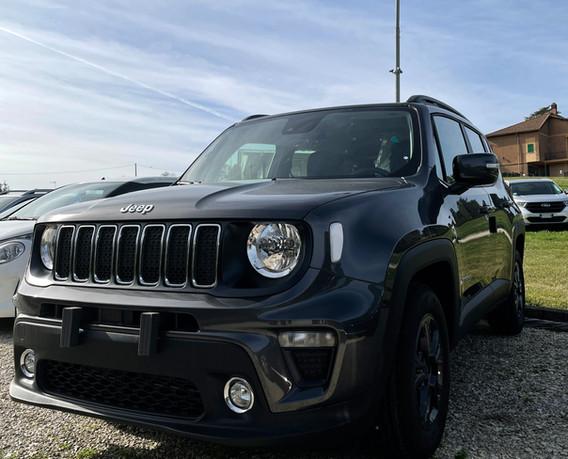 Jeep Renegade nuova Bracciano