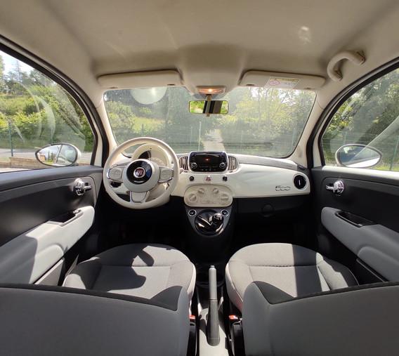 Fiat 500 usata roma nord