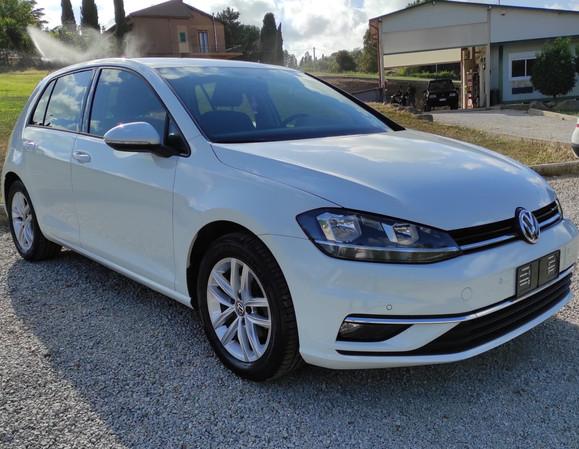 Volkswagen Golf usata concessionaria Bracciano flamini auto