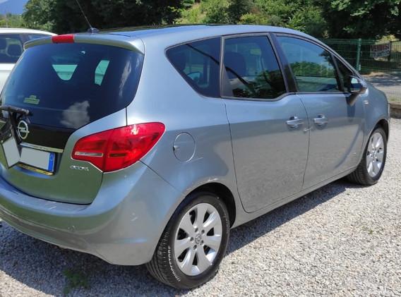 Opel Meriva usata provincia di Roma