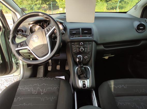 Opel Meriva usata Bracciano