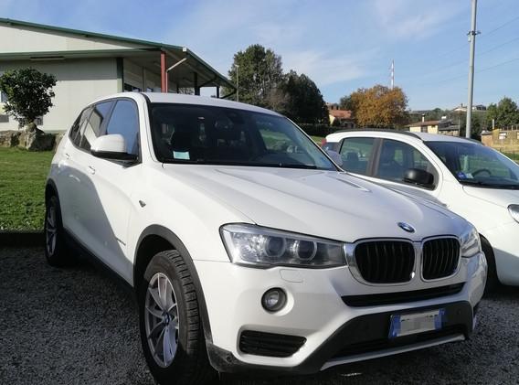 BMW X3 usata prezzo