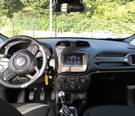 Jeep Renegade usato Provincia di Roma Bracciano Limited