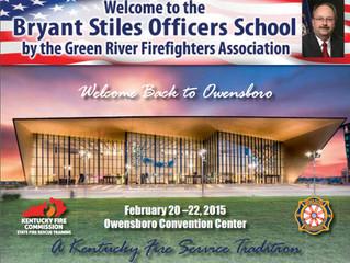 2015 Bryant Stiles Officers School