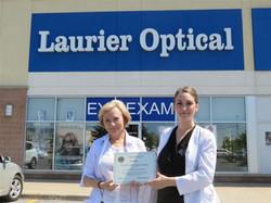 Lions Glasses 2016  Laurier Opt