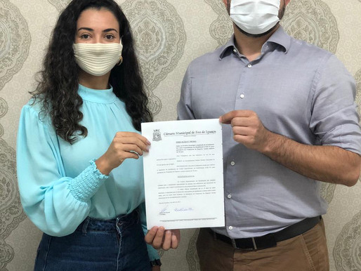 ADNAN E PROTETORA CAROL QUEREM AMPLIAÇÃO DA FAIXA ETÁRIA DE AUTISTAS ATENDIDOS PELO CER-IV