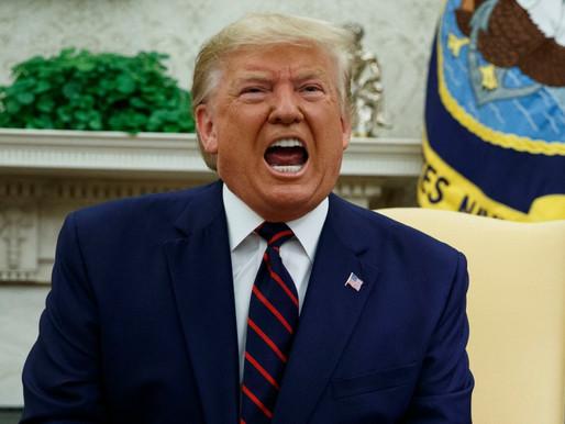 """Trump diz que """"fechamento permanente"""" não é uma maneira viável de combater o coronavírus"""
