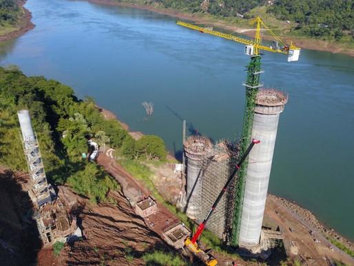 Boletim Informativo: OBRA NOVA PONTE BRASIL X PARAGUAI
