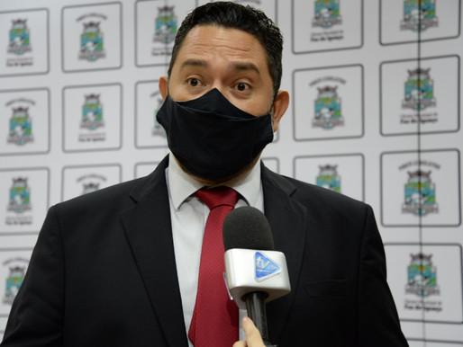 Vereador João Morales pede melhorias na estrutura do Cmei Julia Ferrais