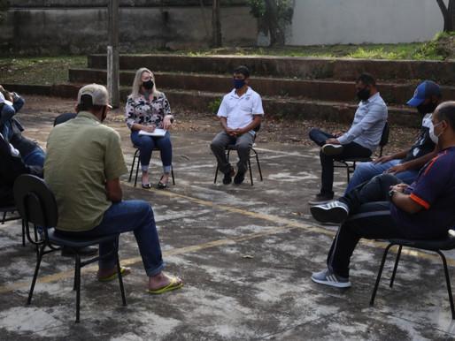 Mudança de vida: pacientes em reabilitação no Caps AD participam de rodas de conversa