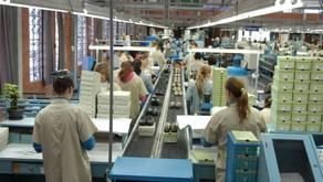 Pesquisa diz que maioria das indústrias buscou inovar na pandemia