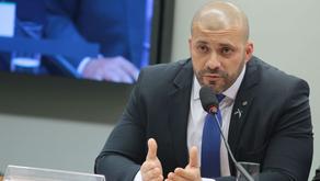 PTB entra com pedido de sustação de pena na Câmara dos Deputados em favor de Daniel Silveira