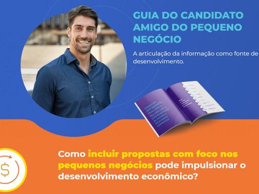 Guia do Candidato traz propostas para o desenvolvimento municipal pelo estímulo às empresas