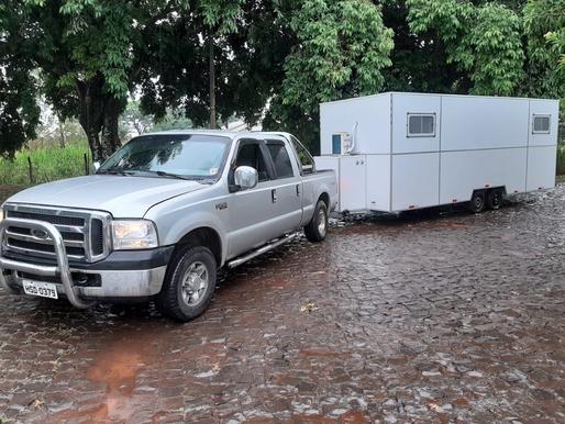Prefeitura de Foz do Iguaçu adquire castramóvel