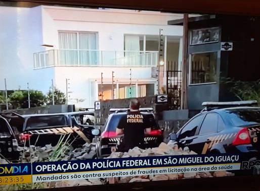 """Polícia Federal deflagra a Operação """"APOCALIPSE""""*"""