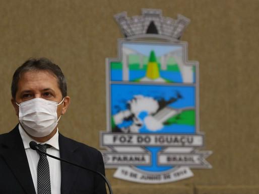 Chico Brasileiro decreta luto oficial pelos mil óbitos por covid-19