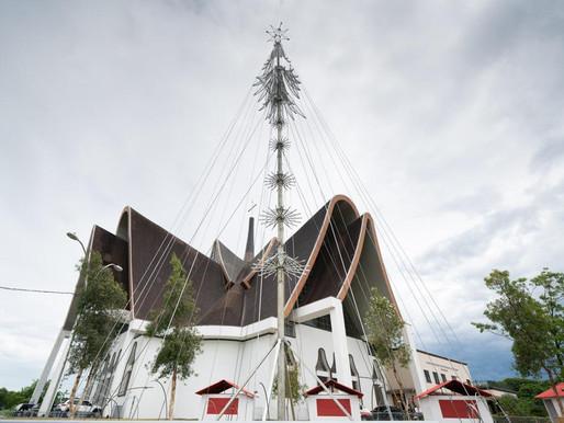 Tudo pronto para o Natal de Luzes da Itaipu. Abertura será neste sábado (5)