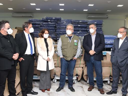 Investimentos no hospital municipal de Foz ficarão como legado para o SUS, afirma ministro da Saúde