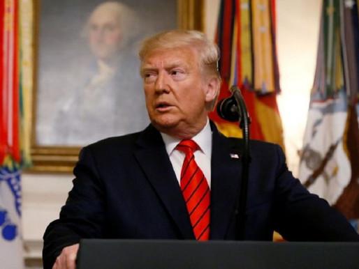 Trump anuncia suspensão temporária de vistos para preservar empregos