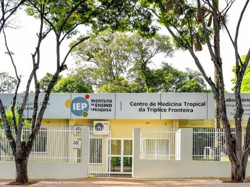 Itaipu investe R$ 4 milhões no Centro de Medicina Tropical da Tríplice Fronteira