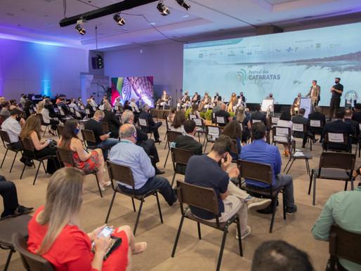 De forma responsável, 15º Festival das Cataratas celebra retomada do turismo