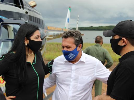 Anice participa do lançamento de projeto para revitalização da base náutica na Prainha de Três Lagoa