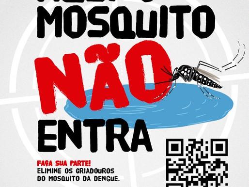 Paranaenses mobilizados em força tarefa contra o mosquito da dengue