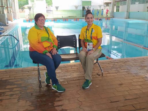 Secretaria de Esporte e Lazer de Foz do Iguaçu faz cobertura especial das Olimpíadas pelas redes