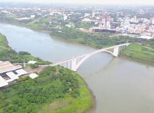 Foz do Iguaçu inteira trabalha pela reabertura da Ponte da Amizade